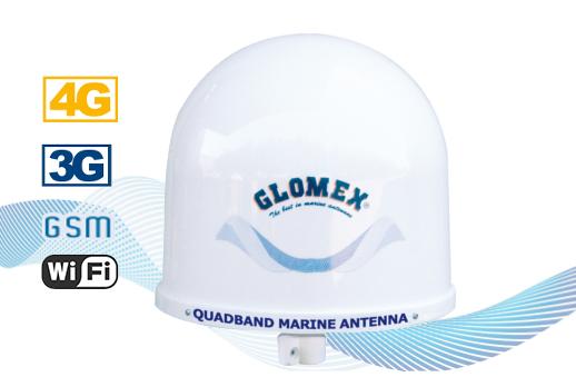 Glomex IT2000 WiFi, 3G, GSM und LTE Antenne günstig online kaufen