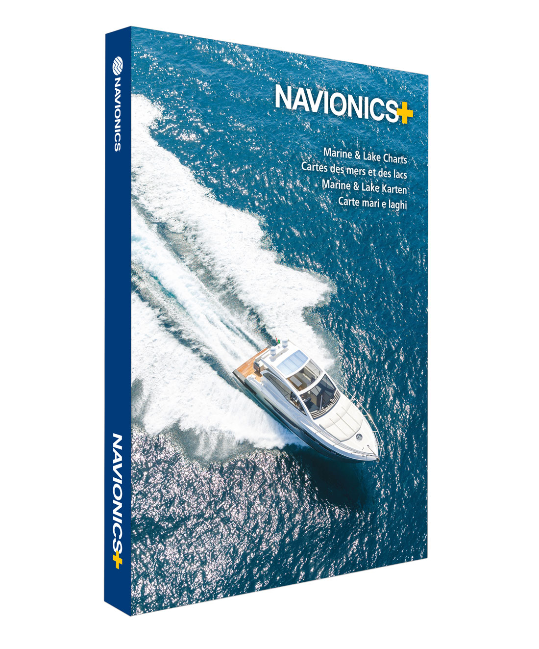 Navionics Plus und Navionics Gold Update SD