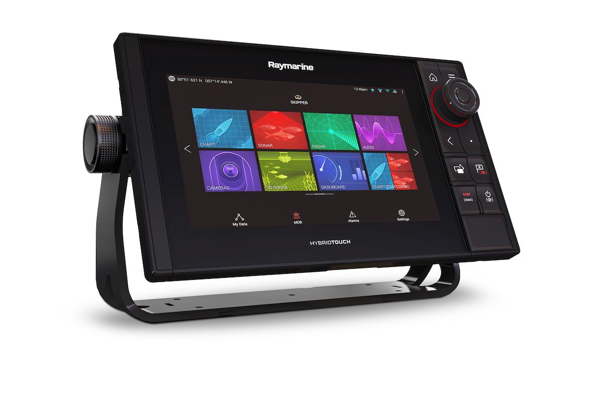 Raymarine Axiom Pro 9 - GPS Echolot Multifunktionsdisplay