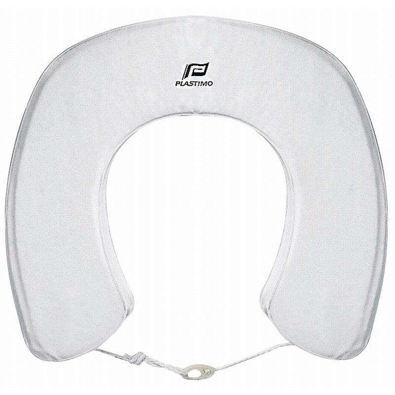 Plastimo Hufeisen Rettungsring einzeln 147N Auftrieb weiß