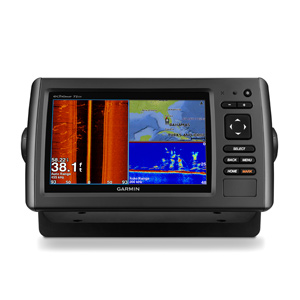 Garmin echoMap Plus 72sv GPS Fishfinder mit SideVü