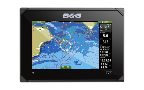 "B&G Vulcan 7 FS Forward Scam Multifunktionsdisplay 7"" Touchscreen (Vulcan7)"