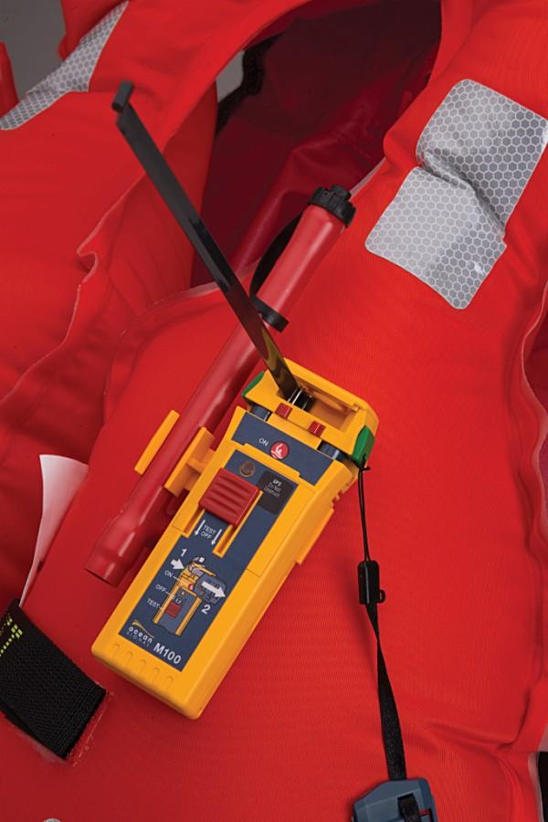 Ocean Signal M100X MSLD AIS Notfallsender EX-Geschützt