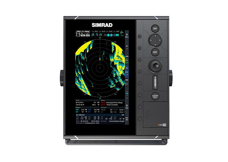 Simrad R2009 Radar Display - Radar Controller 9 Zoll