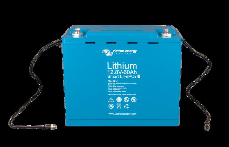 Victron LiFePO4 Batterie 12,8V/60Ah Smart