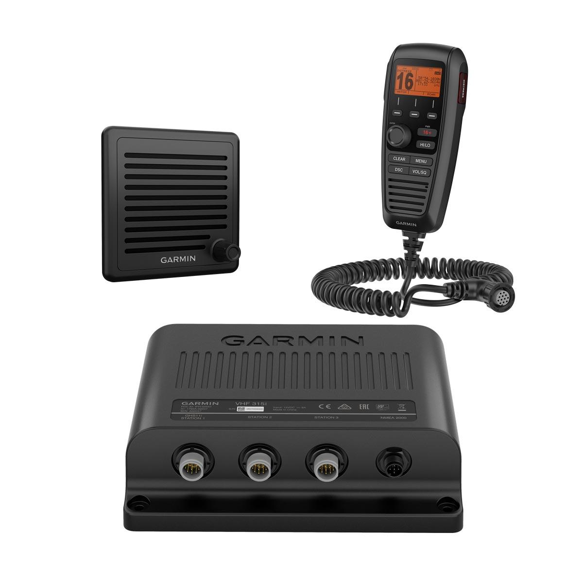 Garmnin VHF 315i Blackbox See-/Binnenfunkanlage