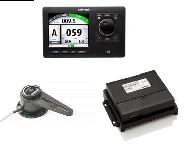 Simrad AP70 MK2 CorePack mit AC70, AP70 und RF300