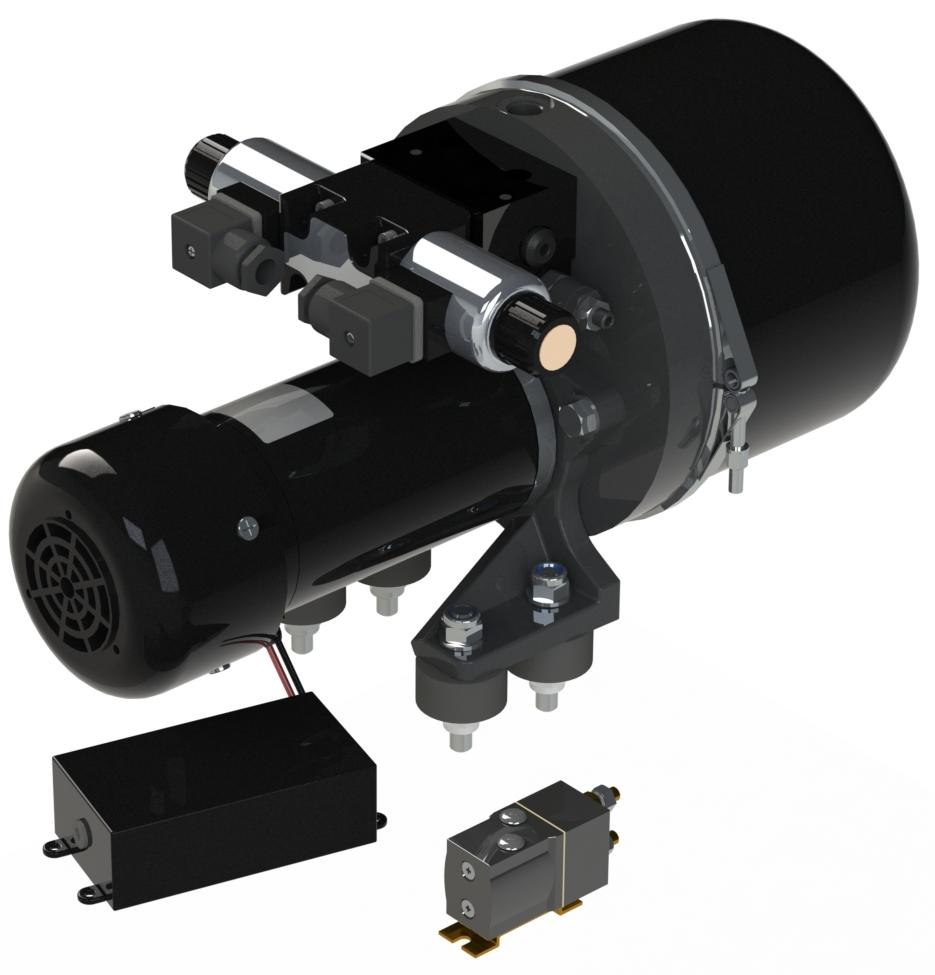 Hy-Pro 4,5l/min Dauerläuferpumpe PC45 Autopilot