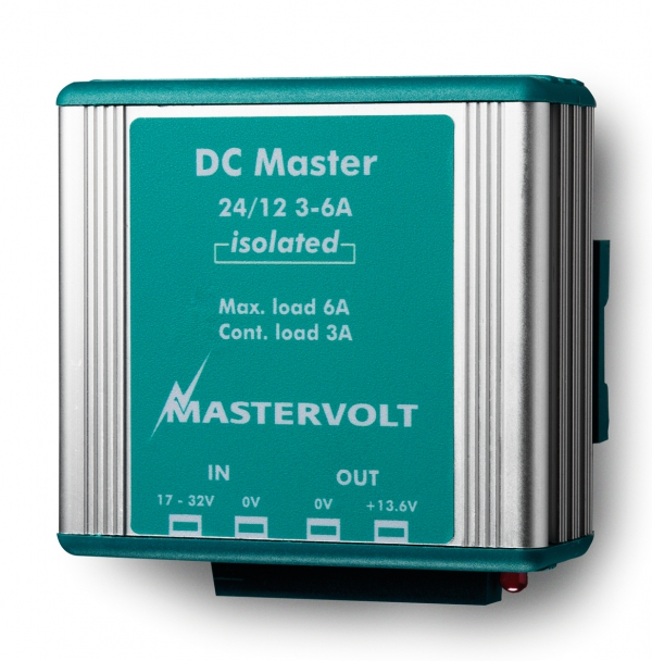 MASTERVOLT DC Master 12/12-3A (Isoliert)