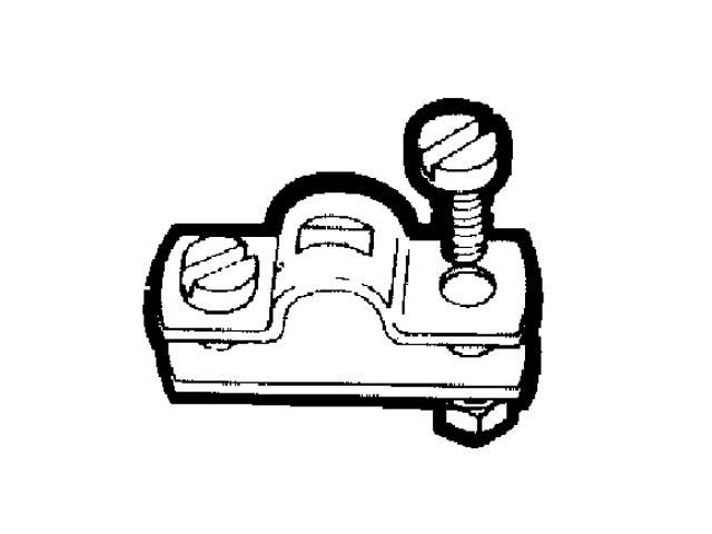 Ultraflex Befestigungsschelle L14