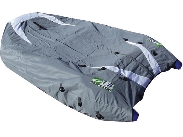 Gnautics Tender Cover size: Medium