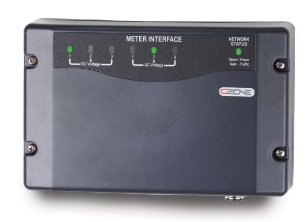 CZone Meter Interface (MI) mit Dichtung und Schutzkappe