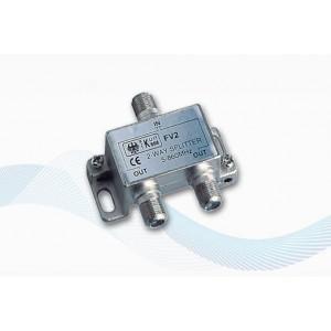 Glomex V9147 2-Wege-Weiche für V9112, V9125, V9130 günstig online kaufen