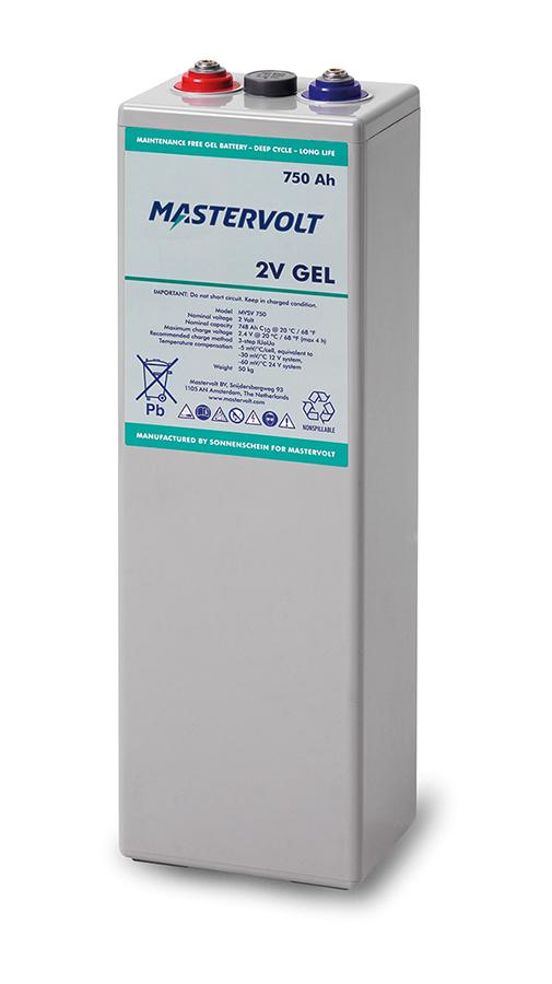 MASTERVOLT MVSV Batterie 750