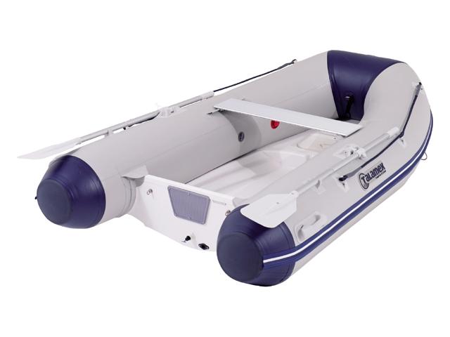 Talamex Comfortline TLR 270 RIB mit festem Polyesterboden 270cm
