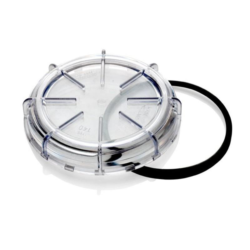 Vetus Deckel und O-Ring für Kühlwasserfilter Typ FTR140