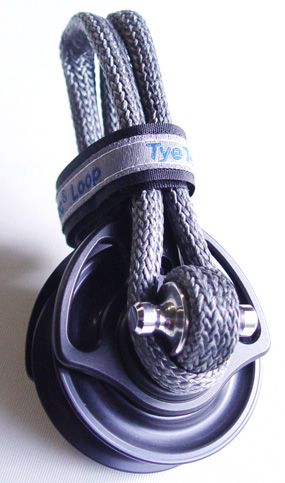 TyeTec LOOP-Block kurzer Loop High Load 80 mm