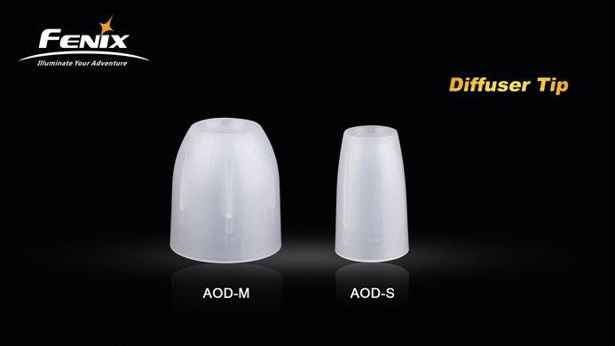 Fenix Diffuser weiß AOD-M TK10 TK11 TK12 TK15 TK20 TK21 TK22 E40 E50 RC10 RC15