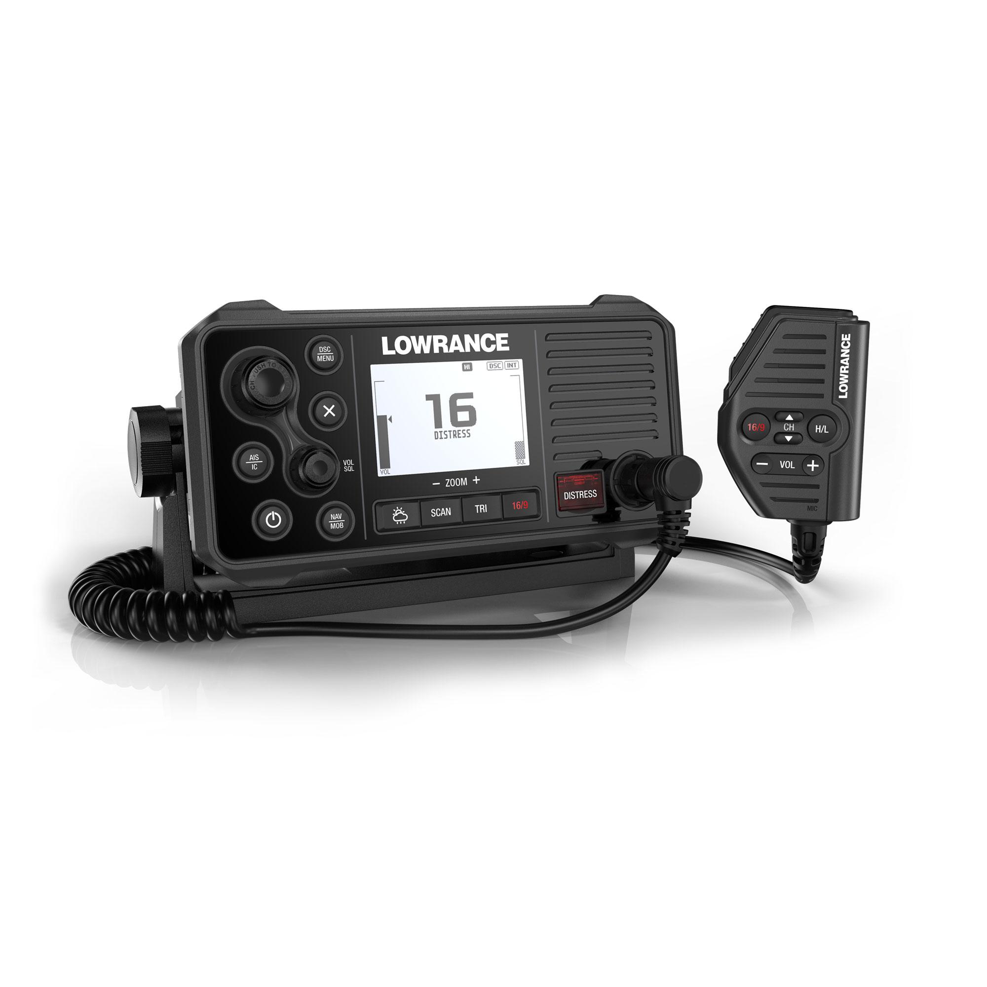 Lowrance Link-9 UKW Funkanlage mit AIS RX