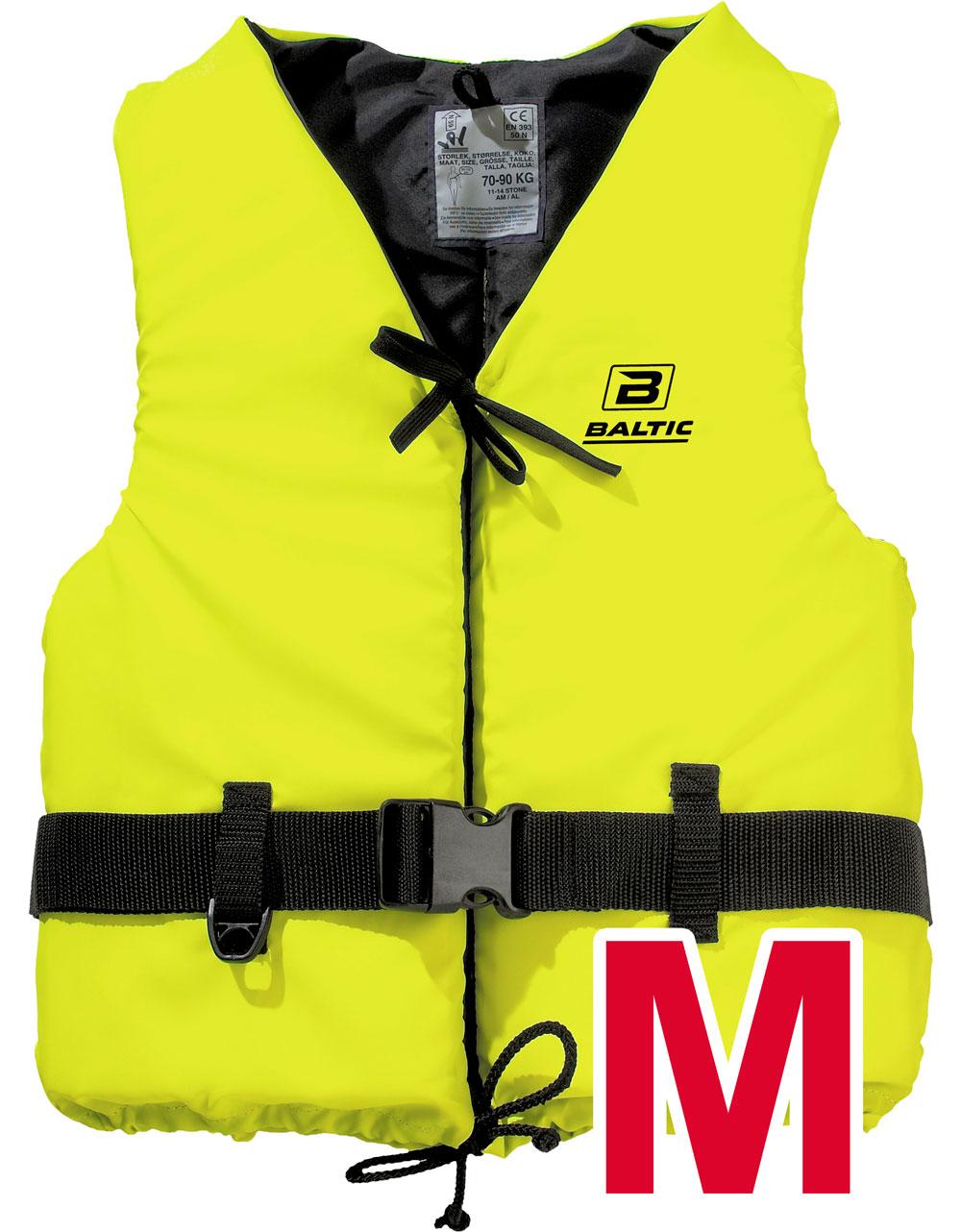 Baltic Aqua Schwimmhilfe 50N UV-Yellow 5116 (verschiedene Größen)
