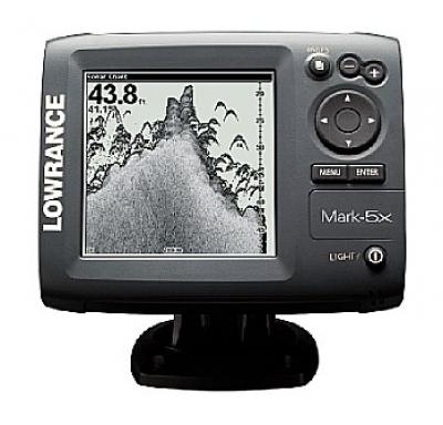 LOWRANCE Mark 5x Monochrom Fishfinder