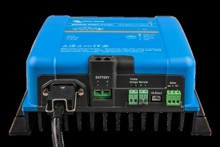 Victron Phoenix Smart IP43 Charger 12/30(1+1) 230 - PSC123051085