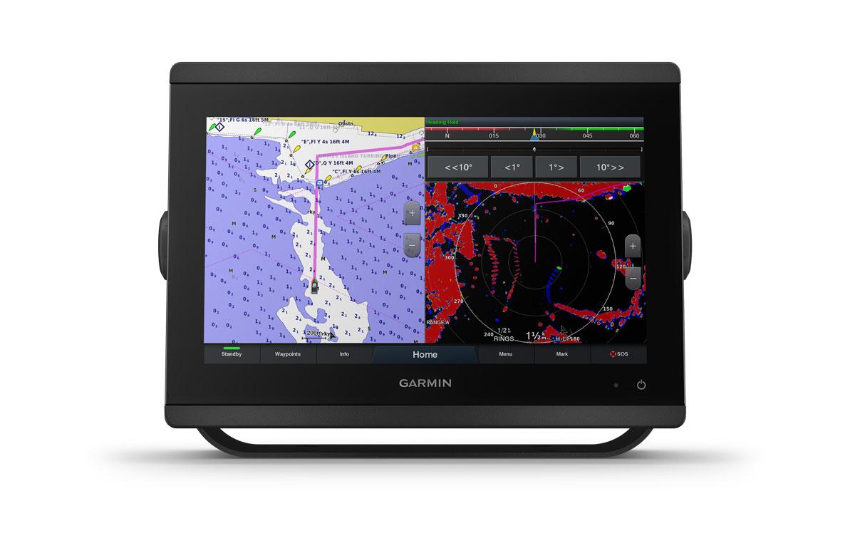 "Garmin GPSmap 8412 GPS Multifunktionsdisplay 12"""