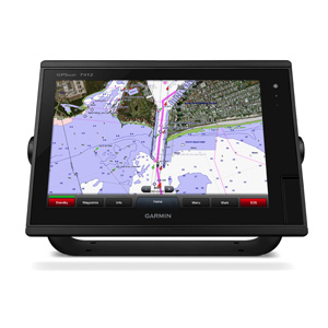Garmin GPSMAP 7410 GPS Kartenplotter MFD