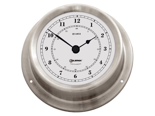 Talamex Serie 125 Edelstahl Uhr