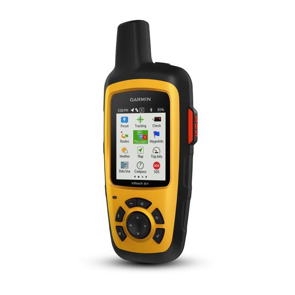 Garmin inReach SE®+ GPS Handgerät mit Irridium Sender/Empfänger