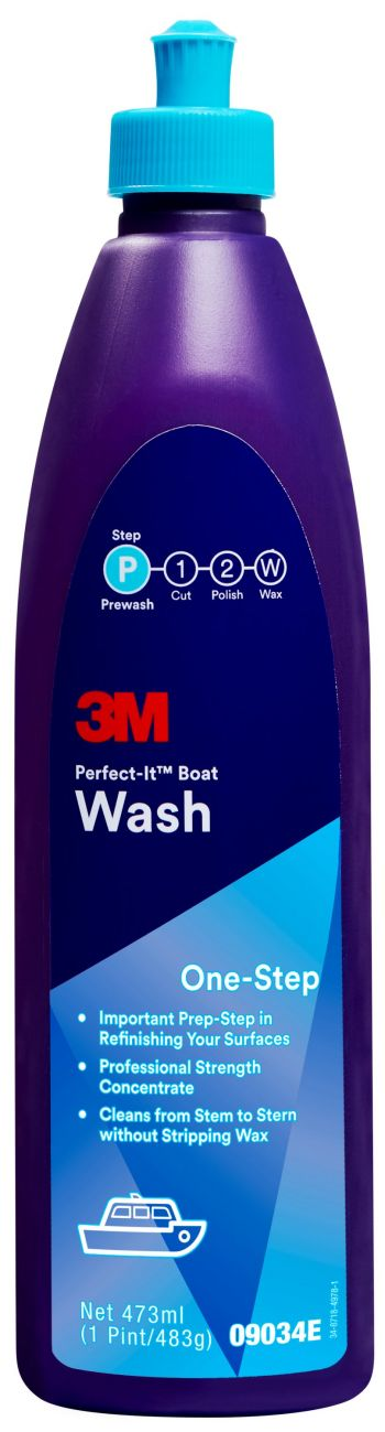 3M Perfect-It Boat Wash 473ml