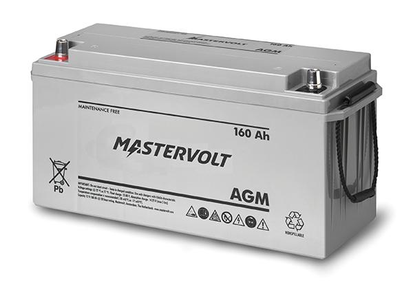 Mastervolt AGM Batterie 12V 160Ah