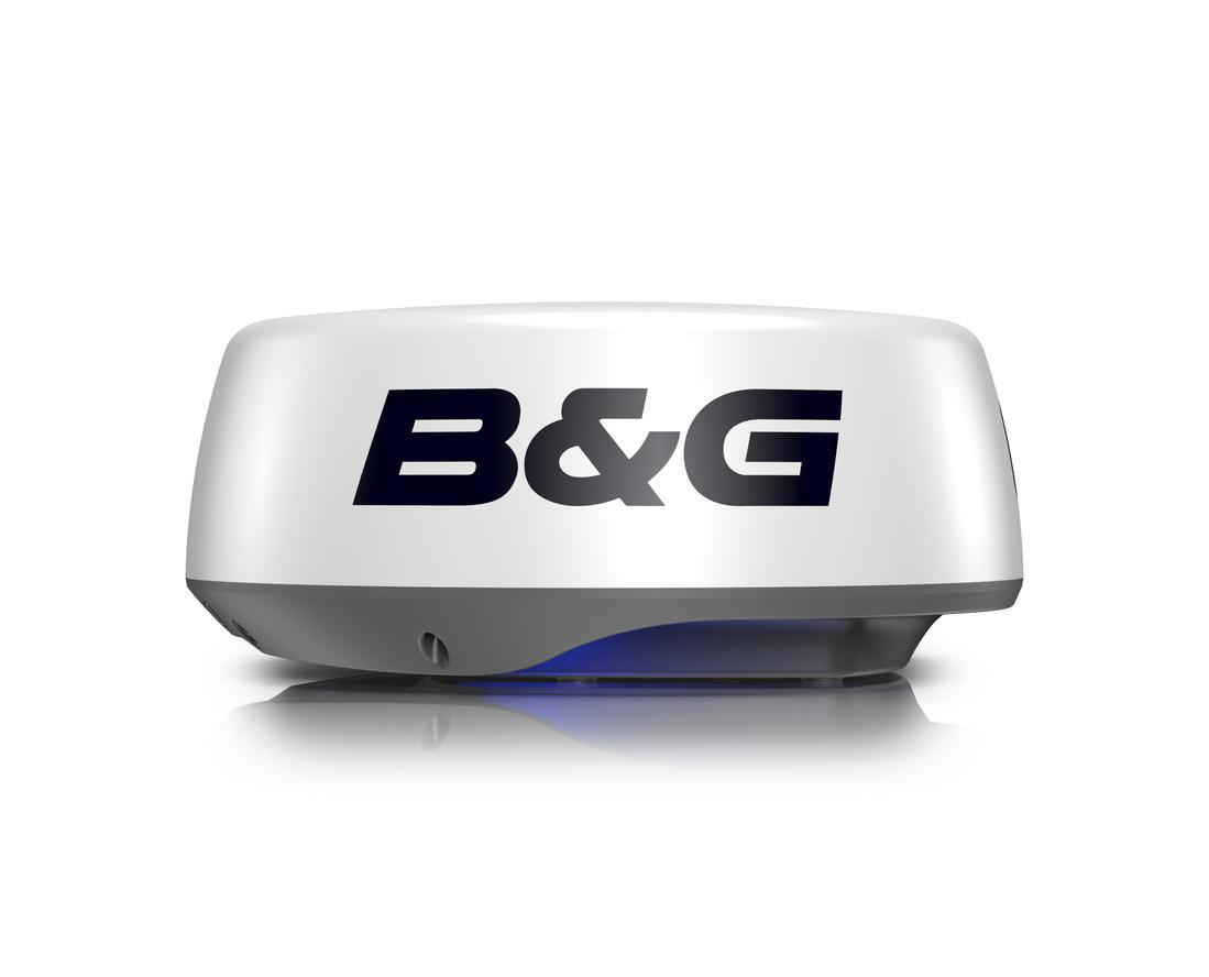 B&G HALO20+ Pulskompressions Radar LED