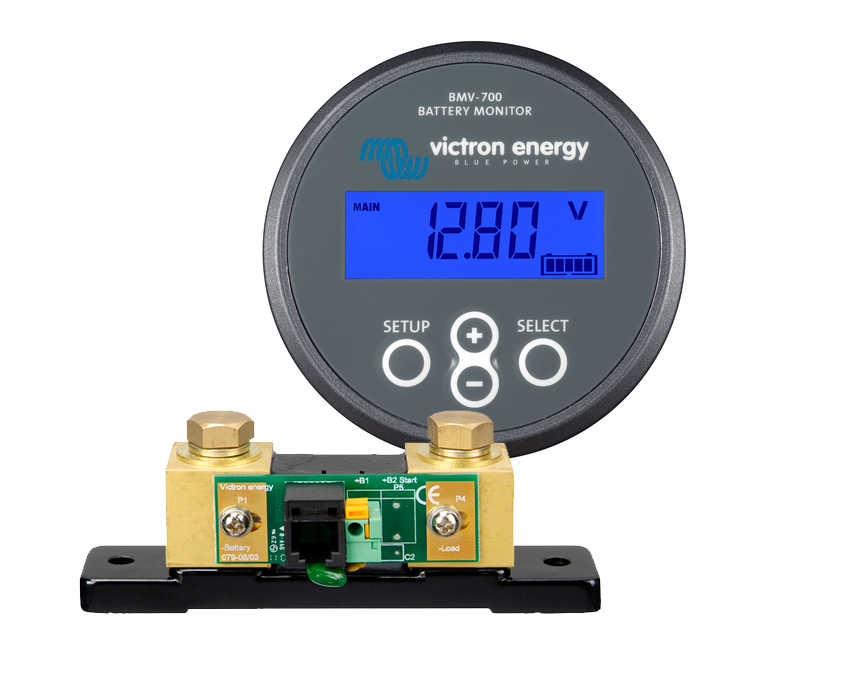 Victron Energy BMV-702 Batteriemonitor (grau)