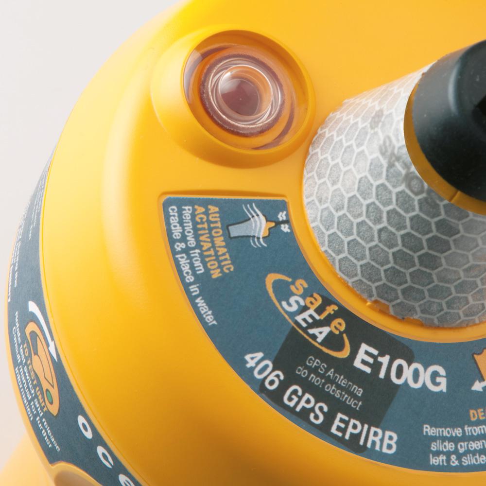 Ocean Signal SafeSea E100/E100G EPIRB