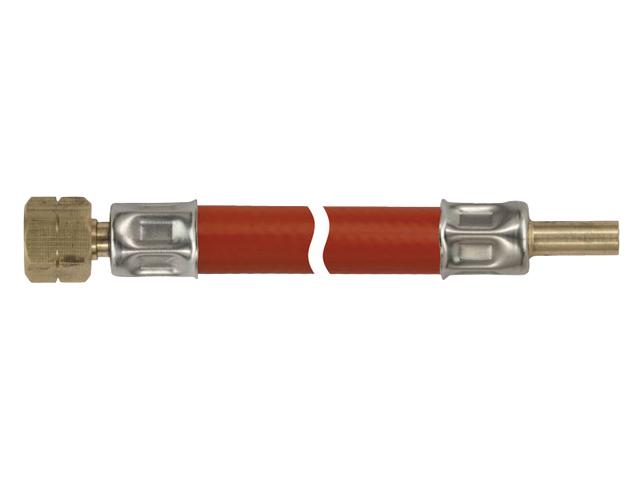 Talamex Gasschlauch Gasleitung 1/4 LH-ÜM x 8mm RST (versch. Längen)