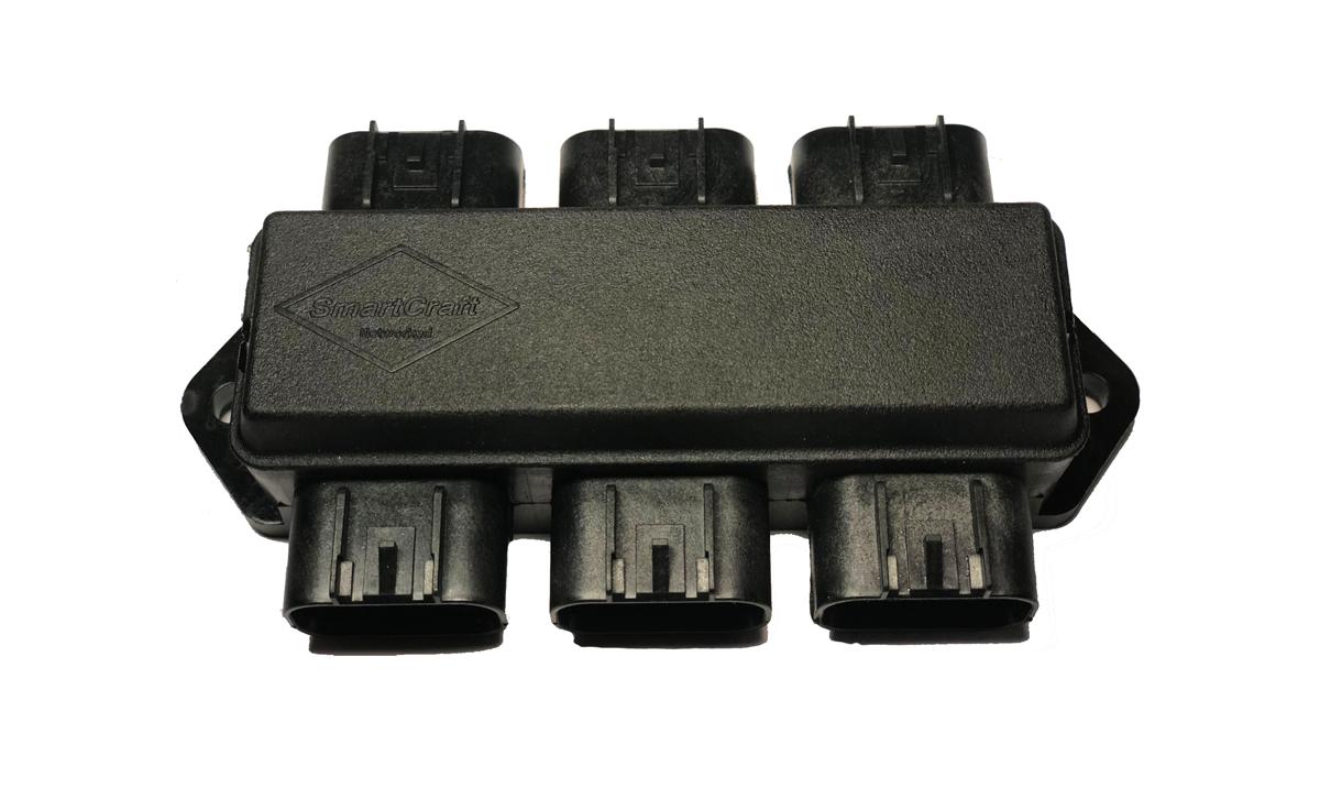 Mercury 6er SmartCraft Junction Box einzeln