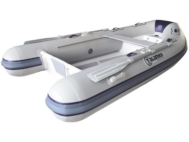 Talamex Silverline Aluminium RIB Schlauchboote (in verschiendenen Größen)