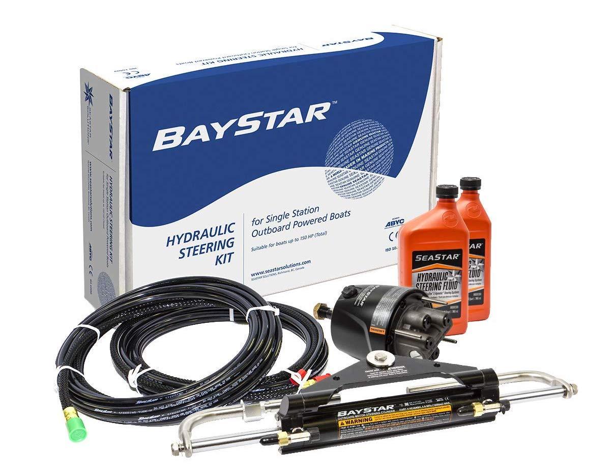 Seastar Baystar Luxe Hydraulisches Steuersystem bis 150PS