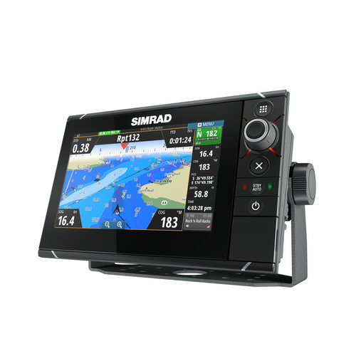 Simrad NSS7 evo2 GPS Kartenplotter Multifunktionsdisplay Radar 3G Bundle