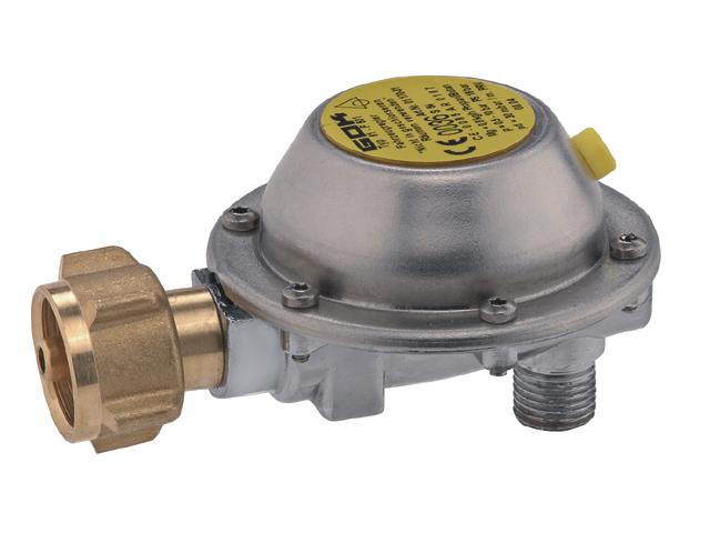 Talamex Gasdruckregler 0,8kg/h mit 30mbar