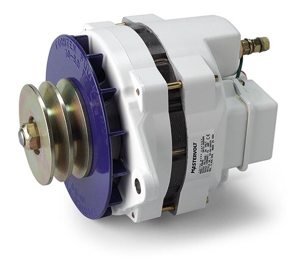MASTERVOLT Lichtmaschine 24V Alpha 24/75 MB