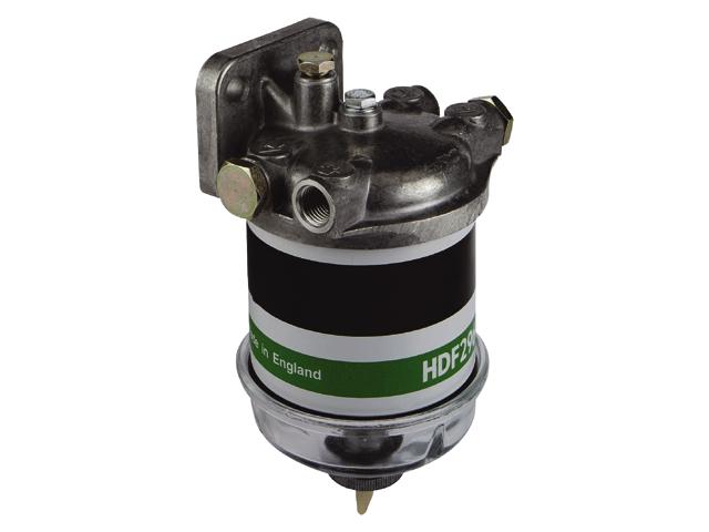 Talamex Aluminium Dieselfilter