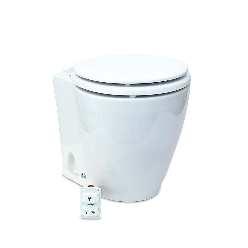 Albin Pump elektrische Bordtoilette Design (12V oder 24V)