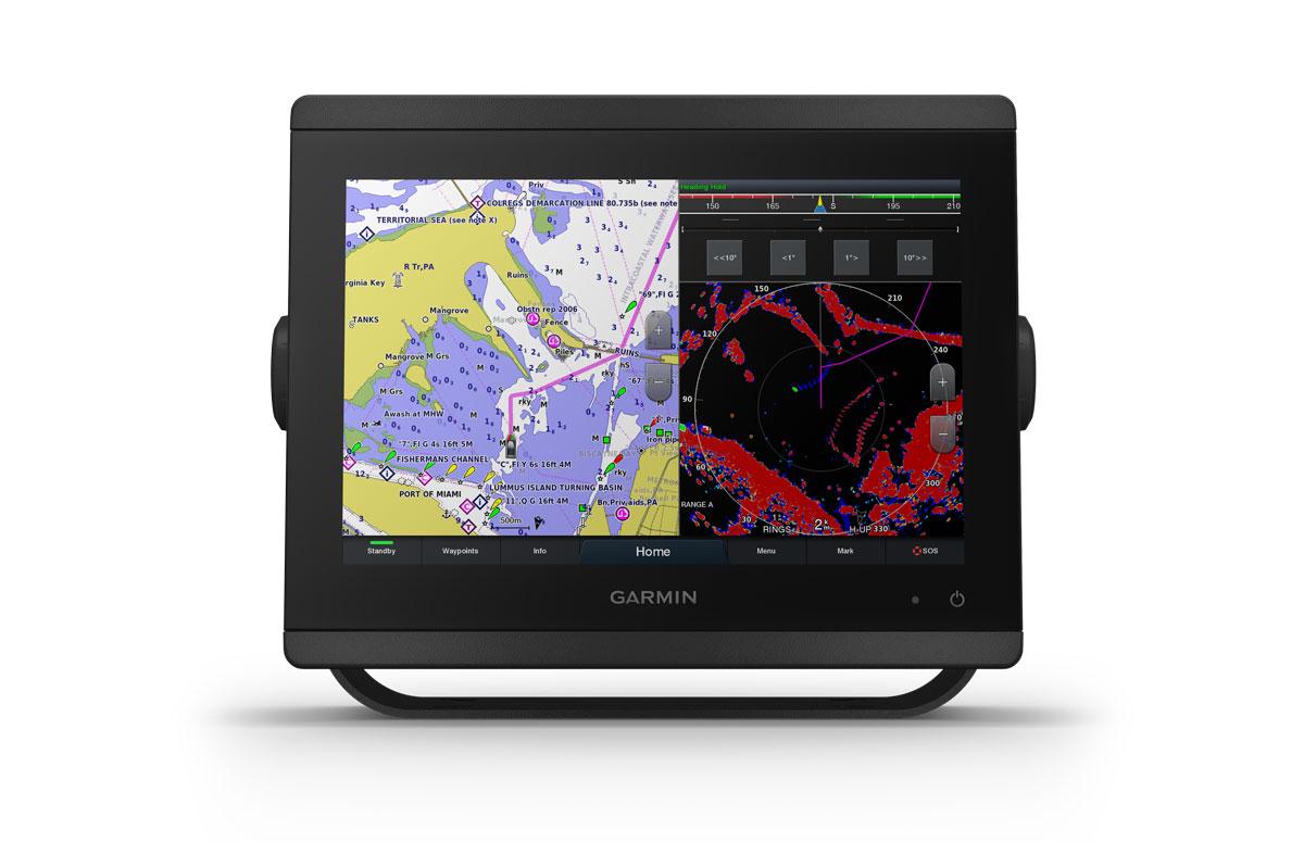 "Garmin GPSmap 8410 GPS Multifunktionsdisplay 10"""