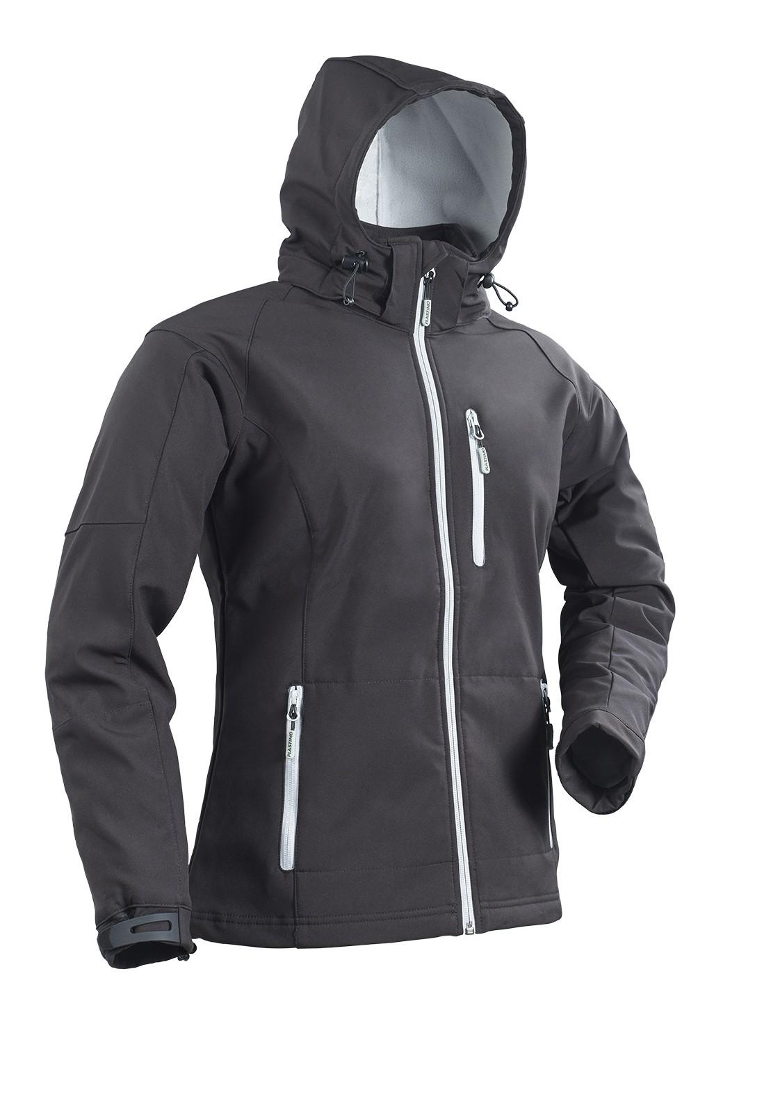 Plastimo XM Softshell Jacke schwarz (versch. Größen)