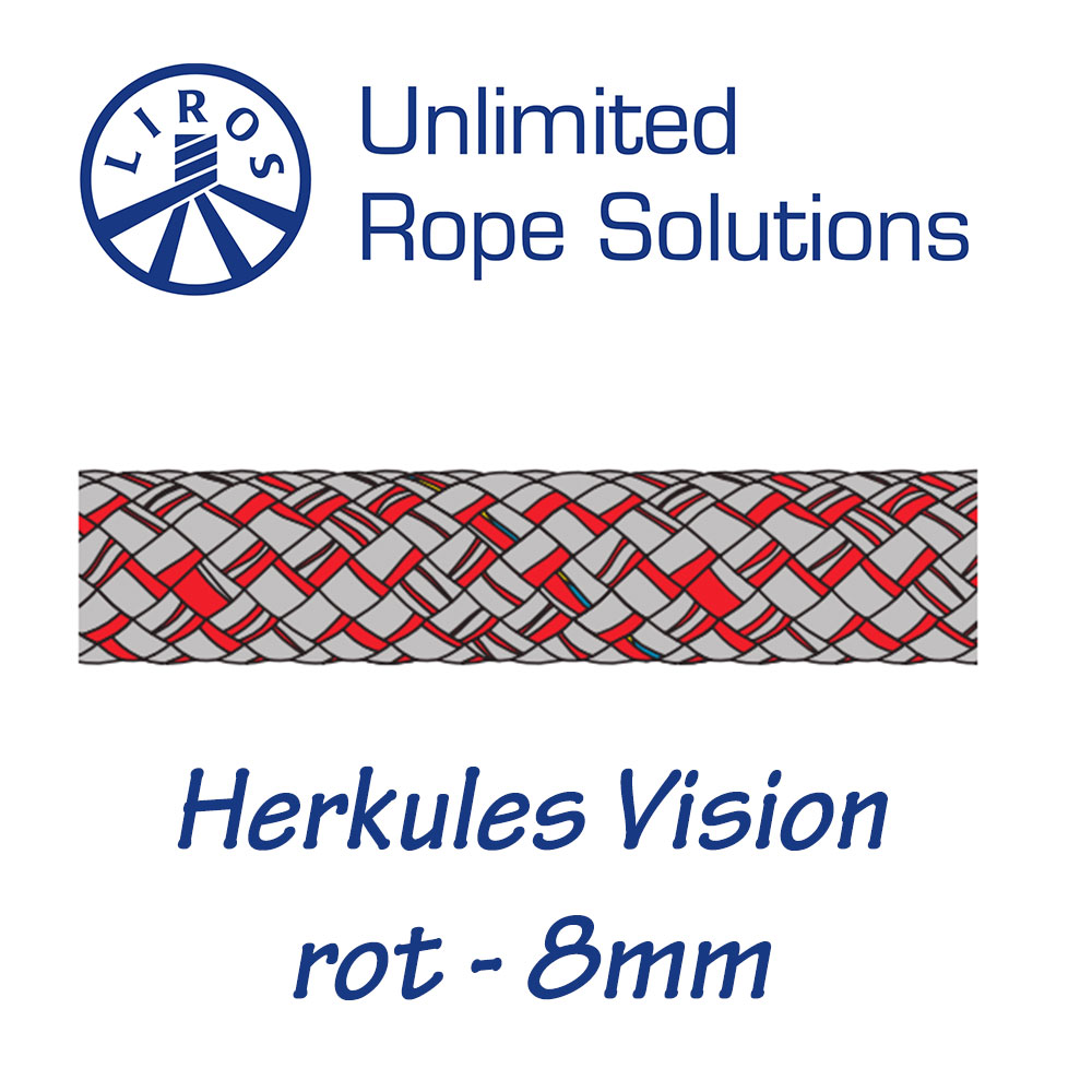 Herkules Vision 8mm rot