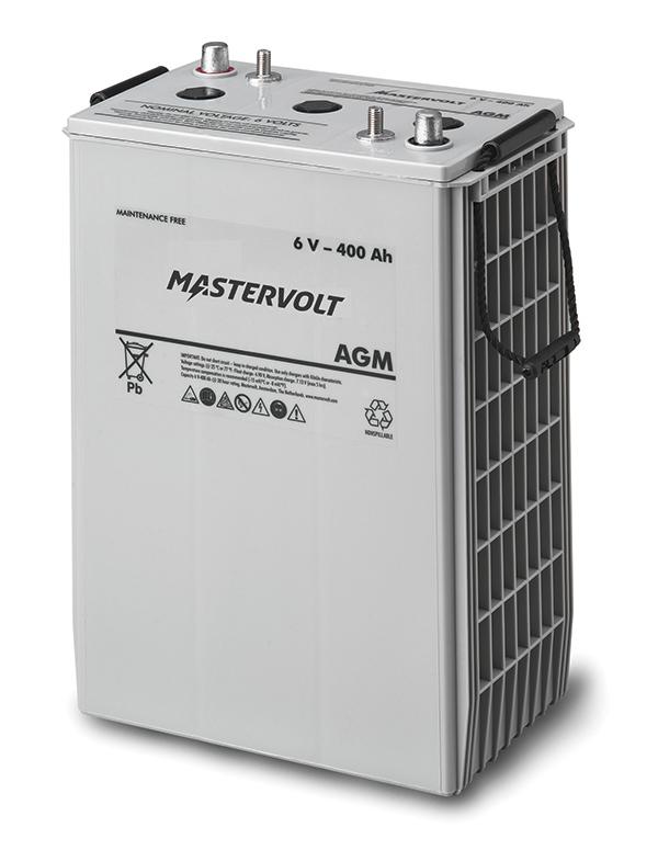MASTERVOLT AGM Batterie AGM 6/400