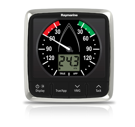Raymarine i60 Wind Instrument (Analog) Font