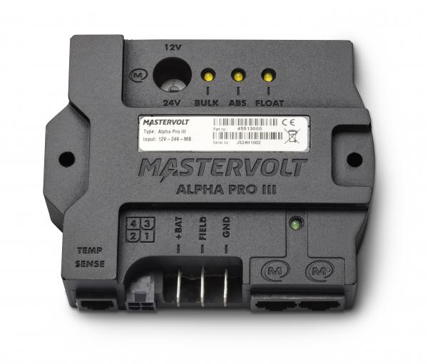Mastervolt Alpha Pro III Laderegler